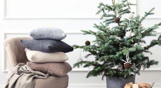 7 простых способов украсить квартиру к Новому году