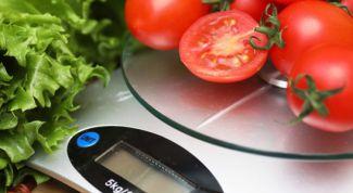 Как похудеть на томатной диете