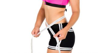 Как убрать жир с нижней части живота при помощи диеты и упражнений