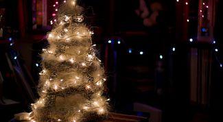 Новогодняя елка по фен-шуй