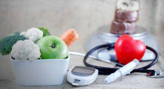 Как похудеть при сахарном диабете