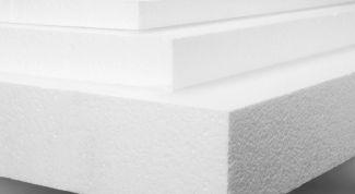 Что учесть при выборе пенопласта для утепления стен