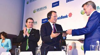 Сбербанк договорился о продаже турецкого Denizbank