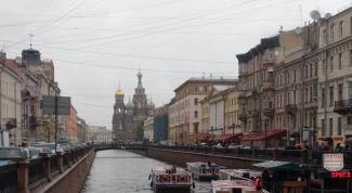 Что стоит посмотреть в Санкт-Петербурге
