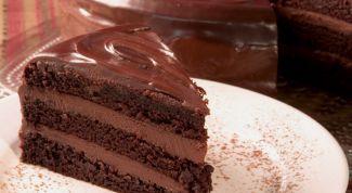 """Как приготовить торт """"Прага"""": классический рецепт"""