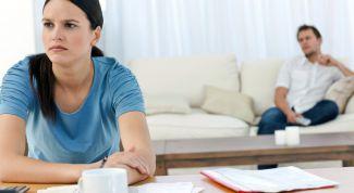 Стоит ли брать кредит перед разводом