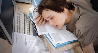 Как проявляется синдром хронической усталости