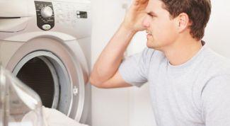 Что делать, если стиральная машина Indesit не включается