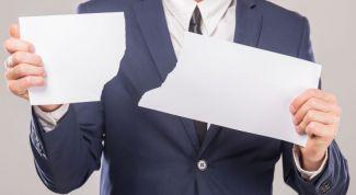 Как происходит расторжение трудового договора по инициативе работодателя