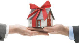 Как оформить дарственную на жилье