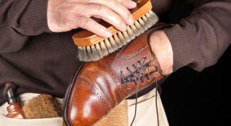 Как ухаживать за обувью: советы