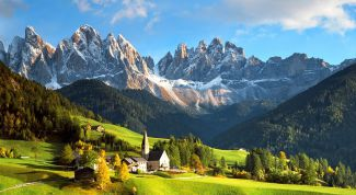 Австрия – райский альпийский уголок!