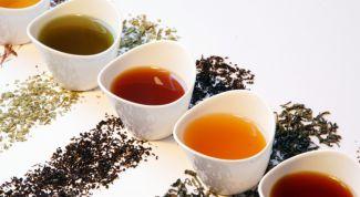 Чай: ароматные и вкусные сорта