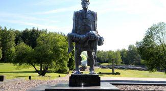 Мемориальный комплекс «Хатынь»: описание, история, экскурсии, точный адрес