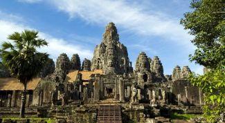 Ангкор: описание, история, экскурсии, точный адрес