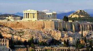 Афинский Акрополь: описание, история, экскурсии, точный адрес