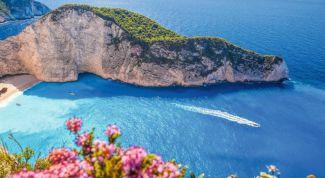 Остров Закинф, Греция: описание
