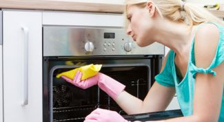 Как легко отмыть плиту