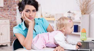 Как заработать в декрете на дому