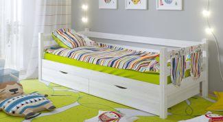 Как выбрать кровать для трехлетнего ребёнка