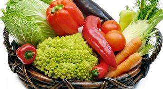 Список продуктов с отрицательной калорийностью для похудения