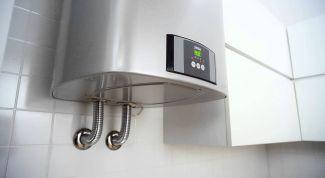 Что такое электрический водонагреватель