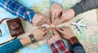 Как найти попутчиков для путешествий в интернете?