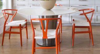 Как выбрать удобные стулья для кухни