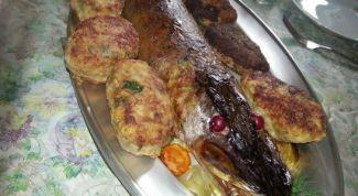 Запеченная фаршированная рыба: вариация на тему