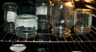 Как стерилизовать банки в духовке в домашних условиях