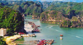 Как просто организовать экскурсию по бухте Халонг во Вьетнаме