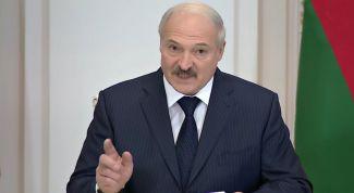 Лукашенко отменил налог на тунеядство в Беларуси