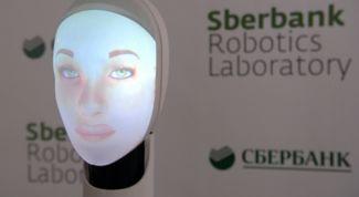 Сбербанк заменил людей роботами