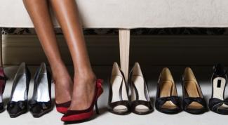 Красота и комфорт: как разносить новую обувь