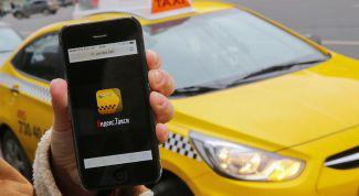 Яндекс такси: работа на своем авто