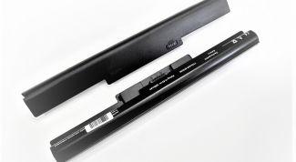 Что делать, если не заряжается батарея на Sony Vaio