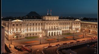 Мариинский дворец, Санкт-Петербург: история