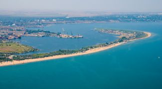 Керченский полуостров: природа и главные достопримечательности