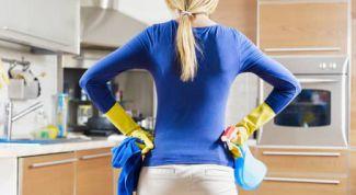 Уборка в квартире: полезные советы