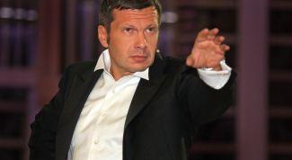 Владимир Соловьев: биография телеведущего и личная жизнь