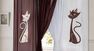 С чем сочетать шторы в интерьере