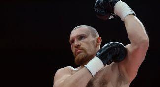 Дмитрий Александрович (боксёр) Кудряшов: биография, карьера и личная жизнь