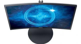 Обзор лучших мониторов с изогнутым экраном