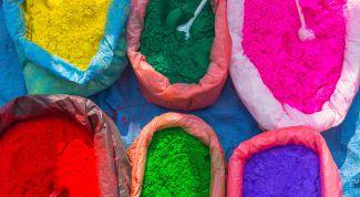 Как цвет влияет на нашу жизнь