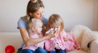 Аллергия на пыль у ребенка: симптомы, способы лечения