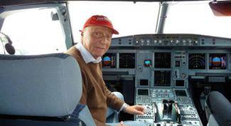 Ники Лауда продал акции авиакомпании Laudamotion