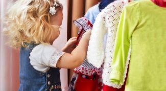 Как правильно подбирать гардероб ребенка