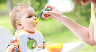 Как и чем кормить ребенка в первые годы жизни