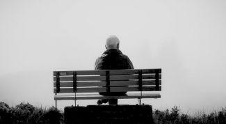 Распространенные признаки старческой деменции (слабоумия)