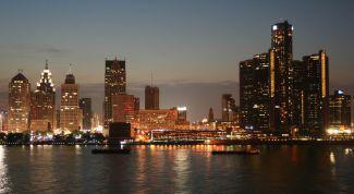 Почему Детройт - город-призрак? Фото до и после